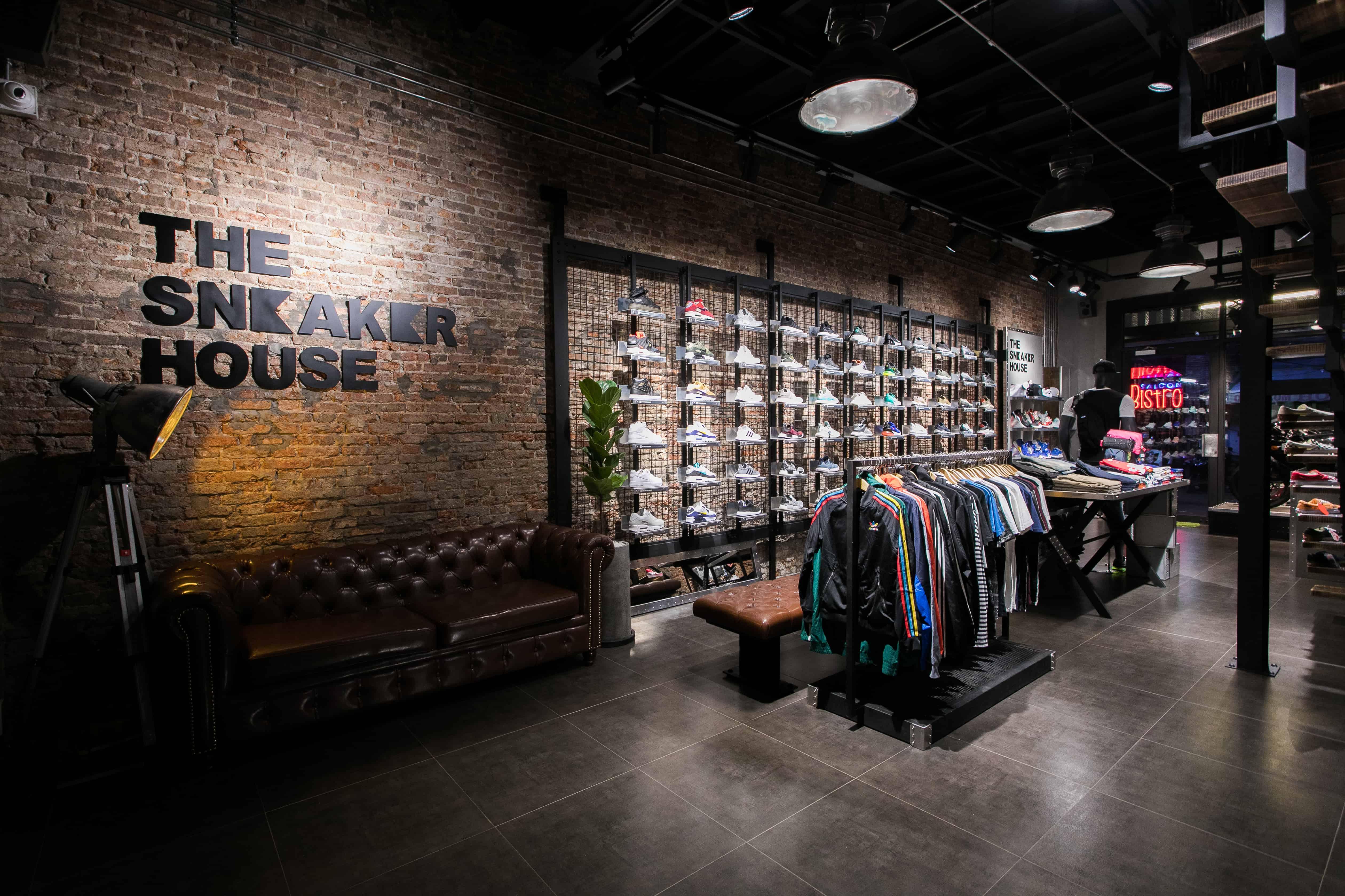 The Sneaker House - Cửa hàng Sneaker Chính Hãng hàng đầu Việt Nam