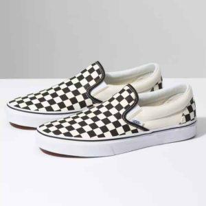 Giày Vans Checkerboard Slip-On-WhiteChính Hãng Giá Rẻ Tp.Hcm| The Sneaker House | Authentic Sneaker