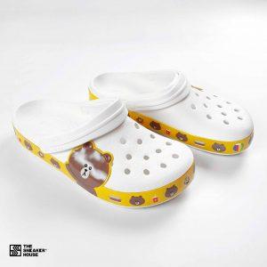 Dép Crocs Band Line Chính Hãng Giá Rẻ Tp.Hcm | The Sneaker House | Giá Rẻ Uy Tín