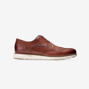 Giày Cole Haan Original Grand Wingtip Oxford Chính Hãng